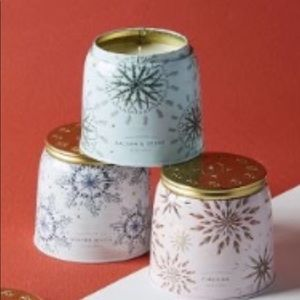 Anthropologie Good Natured Soy Candle by Illume
